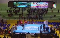 Muay Thai Fights Lumpinee April 16, 2014